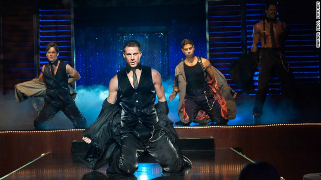 'Magic Mike XXL' revs its engines, and more news to note