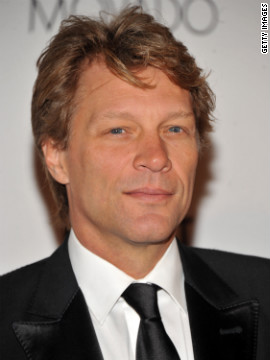 It's Jon Bon Jovi!