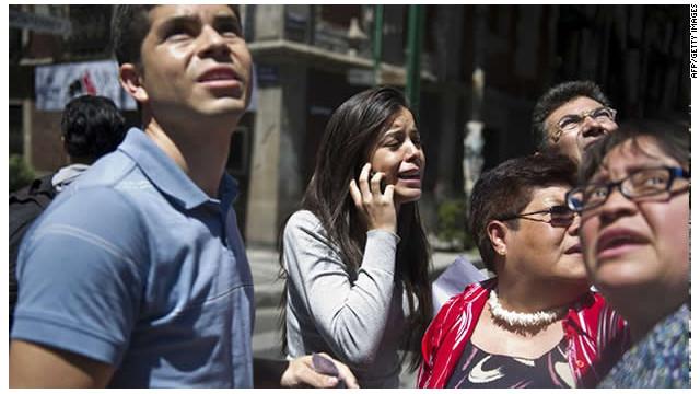 """""""Tremofobia"""" o el miedo irracional a los sismos"""
