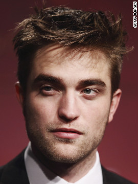 It's Robert Pattinson!