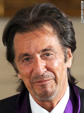 It's Al Pacino!