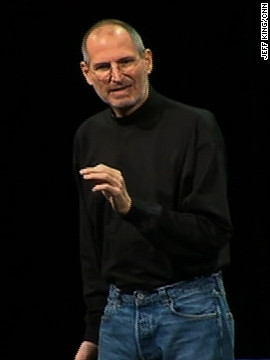 It's Steve Jobs!