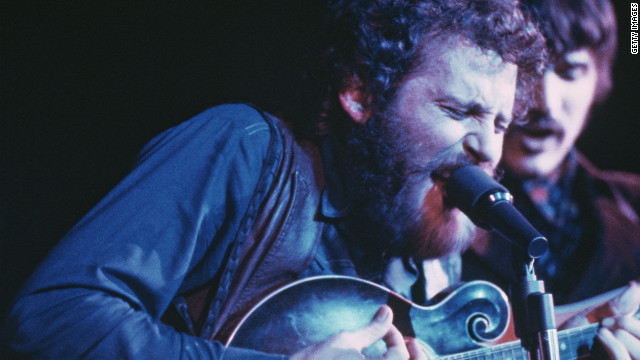 Overheard on CNN.com: Levon Helm 'true to his roots as a sunrise over a cotton field'