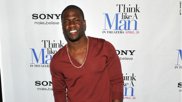 Life is good right now for Kevin Hart