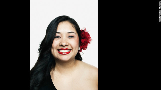 Undocumented Latina makes Time 100 list