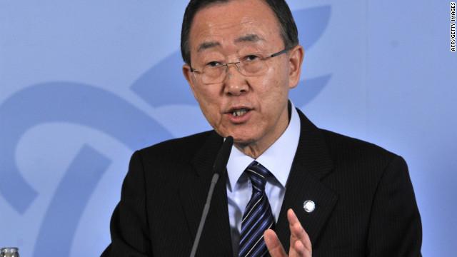 La crisis en Siria es la más grave del mundo, según la ONU