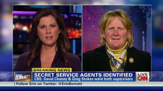 Wheels up rings off at the Secret Service Erin Burnett OutFront