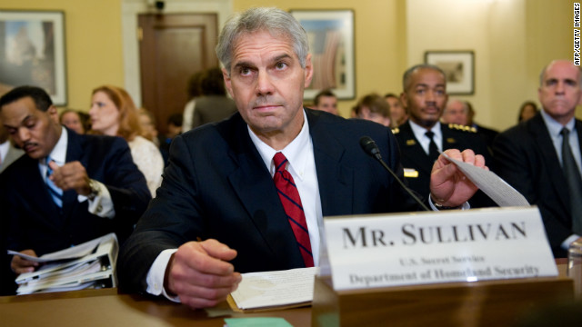 Mark Sullivan has been Secret Service director since 2006. The president's spokesman has expressed confidence in Sullivan.