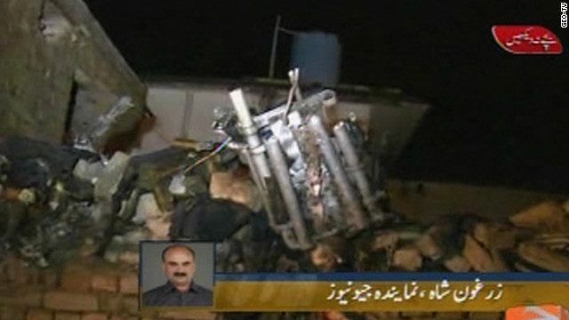 Report: Plane with 127 aboard crashes in Pakistan