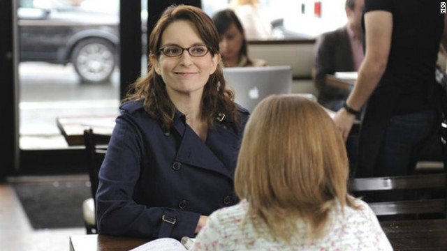 '30 Rock': You're being so trans-vaginal right now
