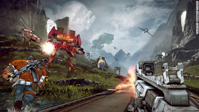 Gearbox producer Randy Varnell says