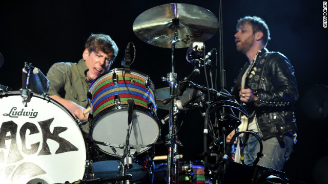 The Black Keys' new song, and more news to note