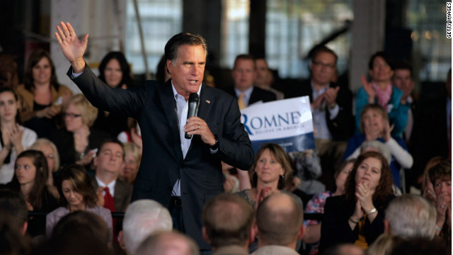 Romney, Obama in general election mode as 5 states hold primaries