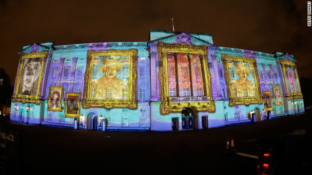 Buckingham Palace will get a colorful facelift for three nights in April thanks to Face Britain, a project from The Prince's Foundation for Children &amp; the Arts.