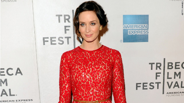 Emily Blunt tells us something we don&#039;t know