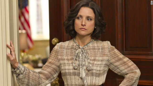 "Outstanding performance by a female actor in a comedy series: Julia Louis-Dreyfus, ""Veep"""
