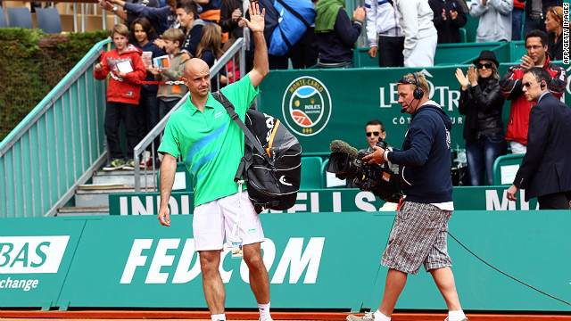 The career of Ivan Ljubicic