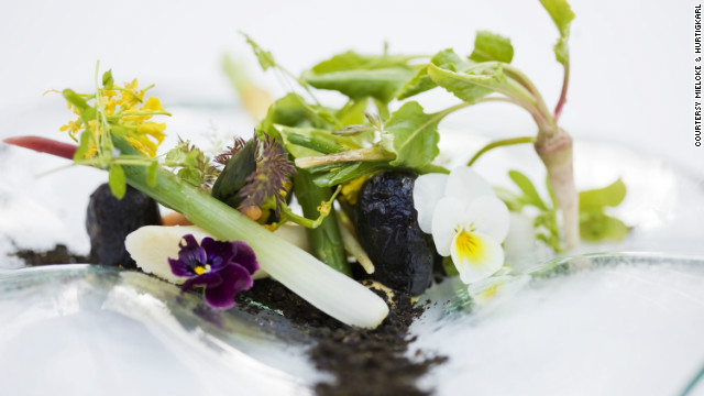 A dish of edible flowers is an apposite starter at Mielcke &amp;amp; Hurtigkarl's, situated as it is on grounds run by the Royal Danish Garden Society.