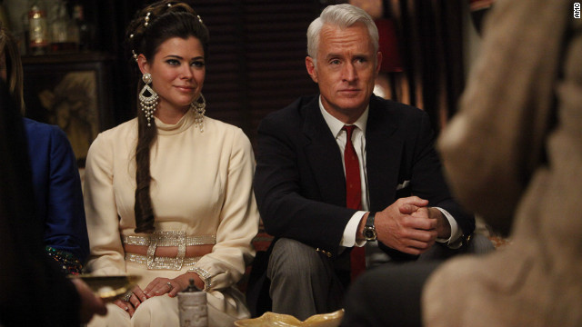 'Mad Men's' long, strange trip