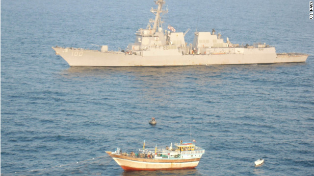 Pirate attacks down off Somalia, up off Nigeria