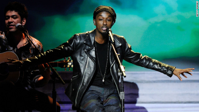 K'naan's latest album -- dubbed &quot;Country, God or the Girl&quot; -- is expected to be released early in May.