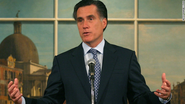 The role of religion in U.S. politics has piqued the curiosity of the Japanese media, however, and newspapers have published pieces describing the role of Mormonism (Mitt Romney, shown during a 2006 trip to Japan, is a Mormon) in the upcoming U.S. election.