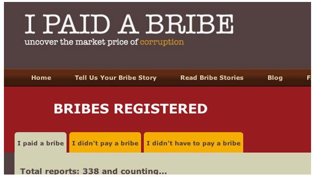 """África lucha """"online"""" contra la corrupción"""