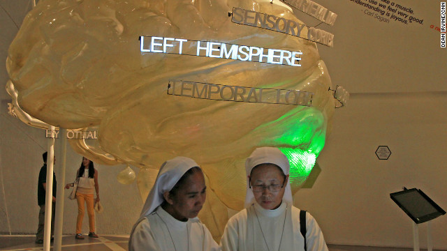 The Mind Museum in Manila, capital of the Philippines, is the first dedicated modern science museum in the Catholic country.