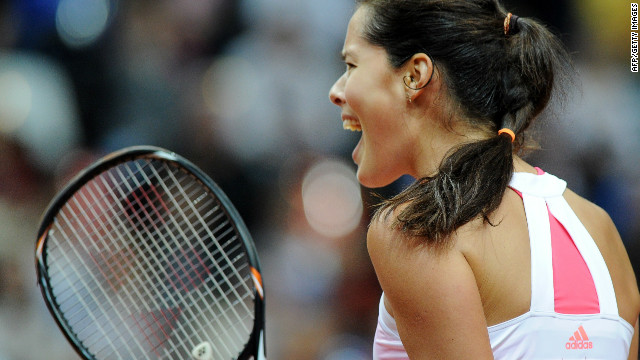 Ana Ivanovic helped deliver the historic Serbian win, defeating Russia's Anastasia Pavlyuchenkova 3-6 6-0 6-3 in Sunday's opening reverse singles tie. <br/><br/>