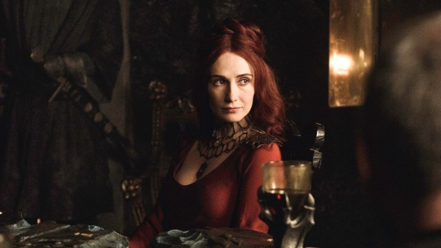 'Game of Thrones': Melisandre 'delivers' as things get creepy