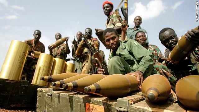 Aviones de guerra sudaneses atacan la frontera de Sudán del Sur