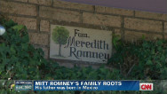 Mitt Romney's family history in Mexico