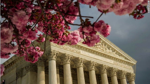 This week the Supreme Court is hearing arguments on the Justice Department's challenge to Arizona's immigration law.