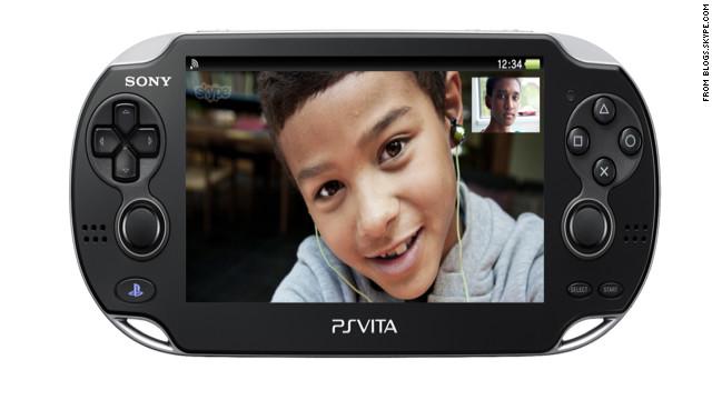 """Usuarios de """"PlayStation Vita"""" pueden realizar videollamadas con Skype"""