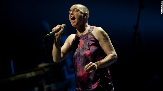 Sinead O'Connor cancels tour due to bipolar disorder