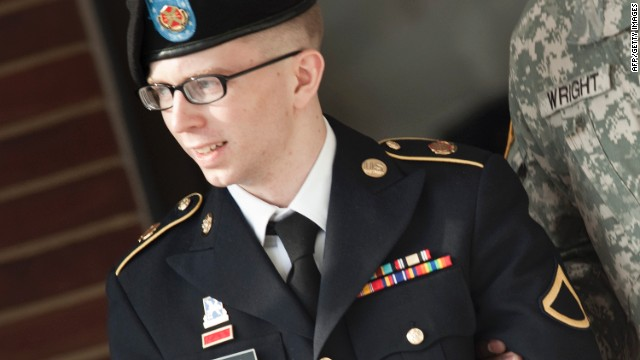 Bradley Manning offers to plead guilty to some charges, lawyer says