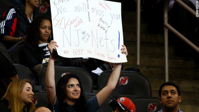 Nets end 35-year run in New Jersey, head to Brooklyn