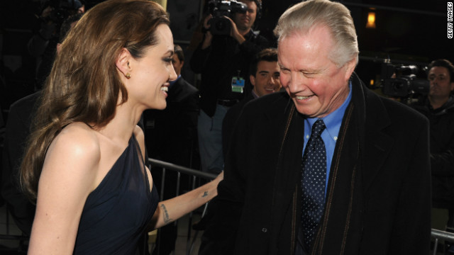 Jon Voight: No updates on Jolie-Pitt wedding plans