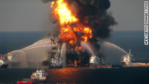 Florida sues BP, Halliburton over 2010 oil spill