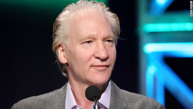 Bill Maher, shown here speaking at an event in 2011.