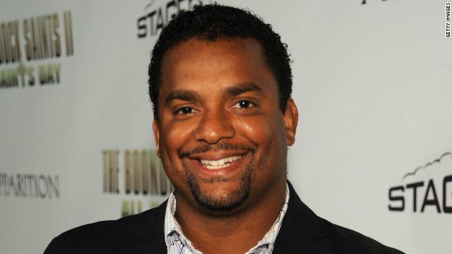 Alfonso Ribeiro leads &#039;Carlton dance&#039; flash mob