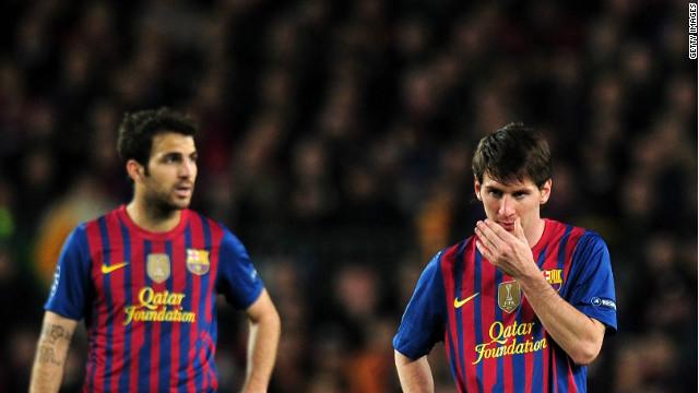 El Chelsea termina con los sueños europeos del Barcelona