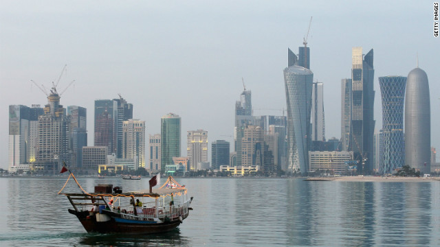 This month IME visits the country of Qatar. In less than half a century it has become the richest nation in the world.