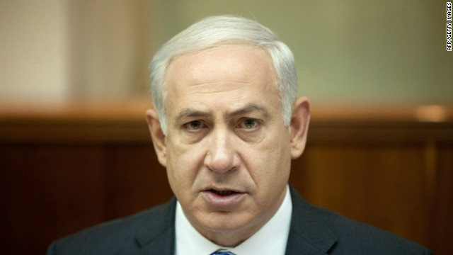 The office of Israeli Prime Minister Benjamin Netanyahu explained the move