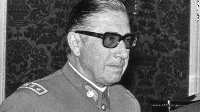 La justicia chilena revelará el testamento de Pinochet