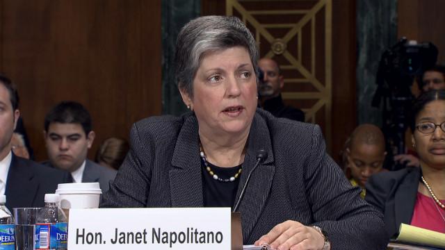 Janet Napolitano advierte que los recortes afectarán la seguridad en EE.UU.