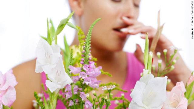 Do allergies actually benefit your health?