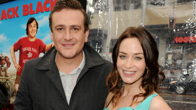Jason Segel lost 35 pounds for 'Five-Year Engagement'