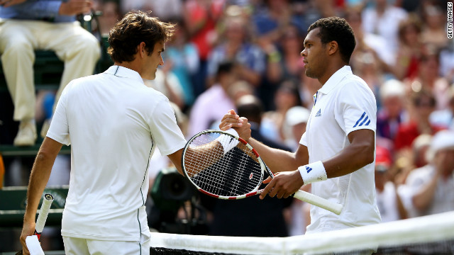 Jo-Wilifried Tsonga of France delivered one of the biggest upsets of the 2011 tournament, knocking out six-time champion Roger Federer in the quarterfinals. Quarterfinalists will now earn £145,000 ($233,720) -- an increase of 5.5%.<br/><br/>