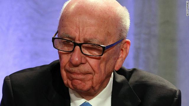 """Rupert Murdoch: el espionaje telefónico es periodismo """"perezoso"""""""